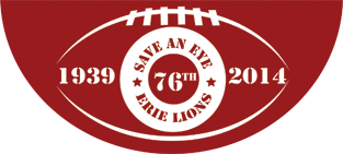 Presented by the Lions Club of Erie